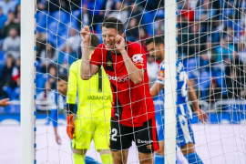Mallorca lose to 95th minute penalty