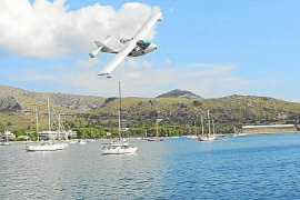 Air force agrees to non-commercial seaplanes in Puerto Pollensa