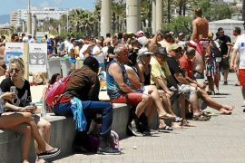 Hoteliers to expel drunk Germans in Playa de Palma