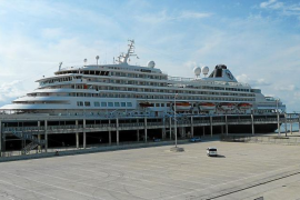 Cruise ship arrivals should be an issue for the government