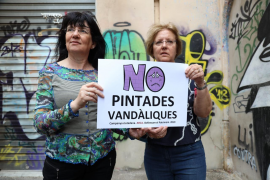 Specific responsibility needed for tackling Palma graffiti