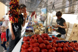 Weekly markets in Majorca: Fresh island delicacies