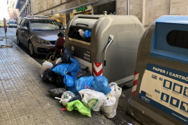 More rats in Palma because of more filth