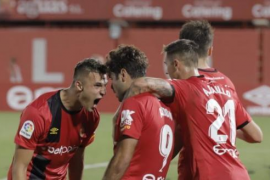 Mallorca are promoted