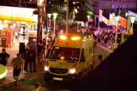 """Magalluf stabbing victims drop """"denuncias"""""""