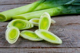 The humble leek
