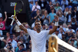 "Kyrgios and Nadal set to renew ""salty"" rivalry"