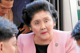 The amazing life of Imelda Marcos