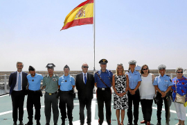 International police reinforcements to help in key holiday resorts presented
