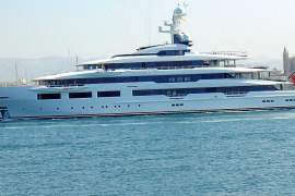 The boat of your dreams sails into Palma