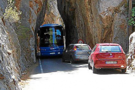 Cyclist hurt in serious Sa Calobra accident