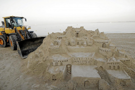 End of the sandcastles