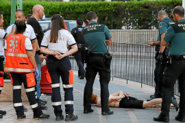Briton arrested after attacking medics trying to assist him in Magalluf