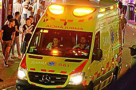 """Police on hand to escort ambulances to """"conflict"""" zones"""