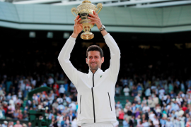 Mind tricks help Djokovic to fifth Wimbledon crown