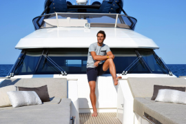 Nadal selling his yacht