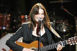Carla Bruni concert in Majorca cancelled