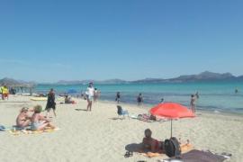 Man drowns at Can Picafort beach