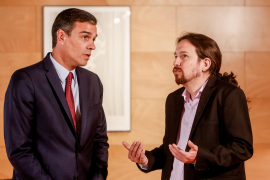 Spain's Podemos party rejects Sanchez's plan for cabinet