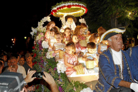 The procession of La Beata in Valldemossa