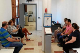 Month's delay for Palma registration appointments