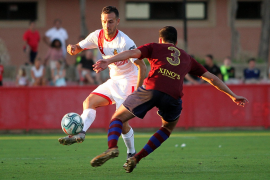 Mallorca draw 1-1 with Poblense