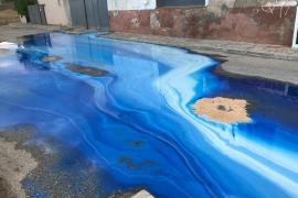 Montuiri chemical spill causes alarm