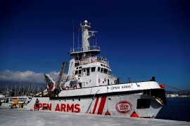 124 people rescued in Mediterranean