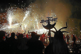 Fiestas and events on Sunday