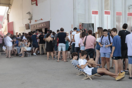 Real Mallorca season ticket holders rush to change their seats
