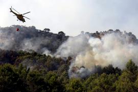 Majorca on extreme fire alert
