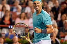 Nadal rallies past Fognini Into Montreal Semis
