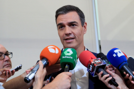 Spain's Sanchez to meet with Podemos, others to gain support for confirmation