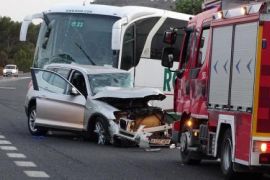 Fatal accident in Portocolom