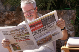 Griff, it's not the Nine O´clock News but you will be in the Bulletin!