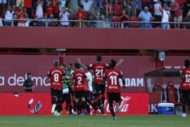 Victorious Premier Division return for Mallorca