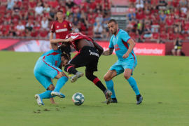 Dream start as Mallorca win 2-1