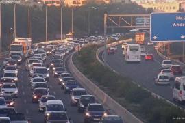 PP warning of Palma traffic chaos