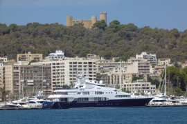 One of the largest British built yachts