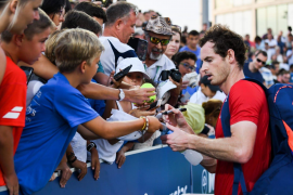 Murray wins second round at Nadal Open