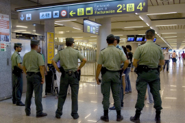 Information for tourists on Guardia Civil and National Police