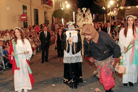 Fiestas and events in Majorca on Sunday / Monday