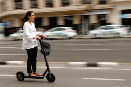 Electric scooter businesses accusing police of harassment