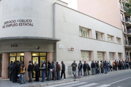 Another small increase in Balearics unemployment