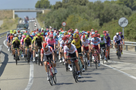 Cycling-Vuelta a Espana helicopter camera leads to cannabis raid