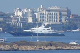 Revlon owner's superyacht C2 in Palmanova