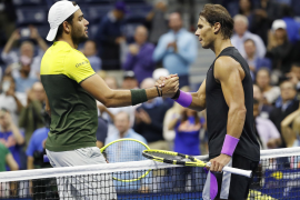 Nadal battles past Berrettini to reach US Open final
