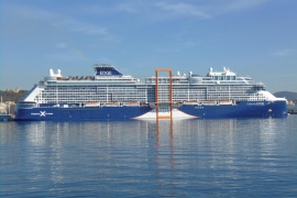 "PP wanting ""global pact"" on cruise tourism limits"