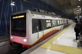 Son Espases Metro extension expected before the end of 2023