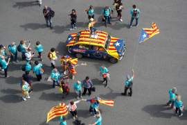 Defiant Catalan separatists call for independence